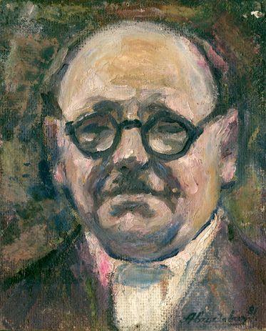 Портрет П.П.Кончаловского.