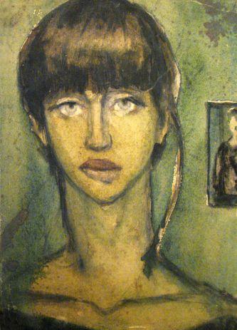 Портрет дочери.